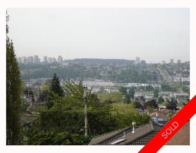 Vancouver Heights Townhouse for sale:  2 bedroom 921 sq.ft. (Listed 2007-05-31)