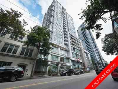 Downtown VW Condo for sale:  1 bedroom 584 sq.ft. (Listed 2017-08-11)