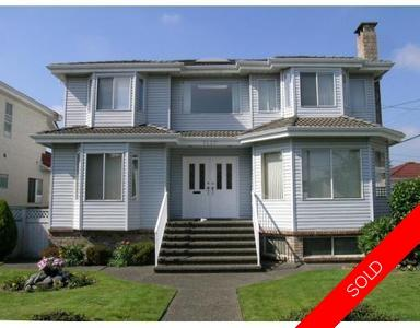 Vancouver House for sale:  6 bedroom 3,354 sq.ft. (Listed 2008-01-28)