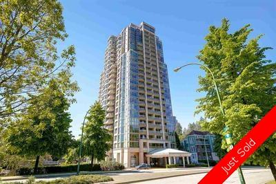 North Coquitlam Apartment for sale: LAKESIDE TERRACE THE TOWER 2 bedroom 1 sq.ft. (Listed 2017-05-23)