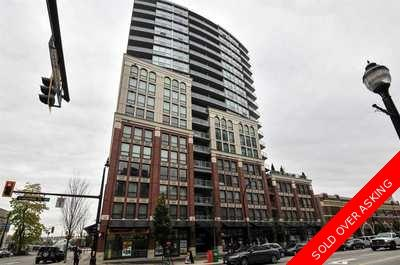 Quay Condo for sale:  1 bedroom 613 sq.ft. (Listed 2017-11-15)