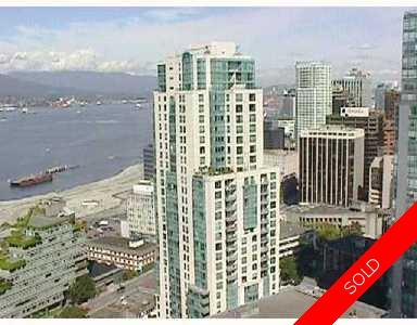 Coal Harbour Condo for sale:  2 bedroom 875 sq.ft. (Listed 2007-08-21)